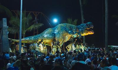 Mazatlán  February 2013  Jurassic Park.