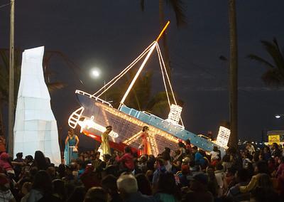 Mazatlán  February 2013  Titanic
