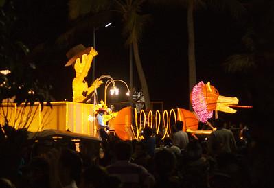 Mazatlán  February 2013  Toy Story.