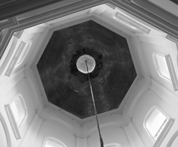 Barra de Navidad April 2013 One of the ceiling of the Grand Bay Hotel, a lovely villa style hotel designed by an Italian architect. Its a large hotel but with a sense of intimacy.